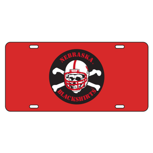 Nebraska TAG (RED/REF BLACKSHIRTS TAG (27084))