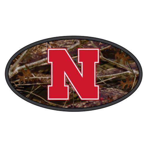 Nebraska HitchCover (DOMED CAMOUFLAGE N-HUSKER HITC (27131))