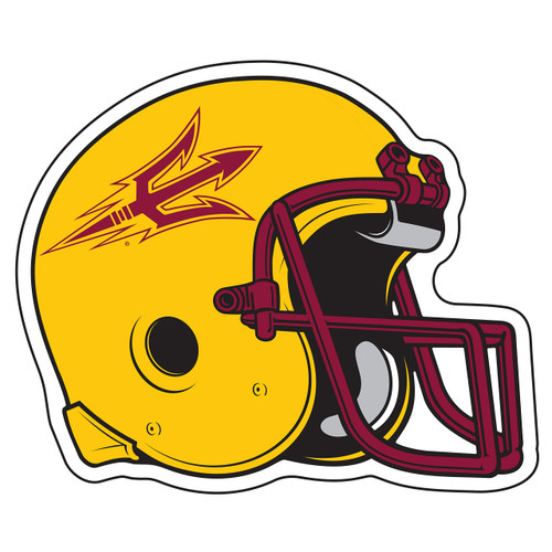 Arizona State Sun Devils Hitch Cover (DOMED ASU HELMET HITCH COVER_26691)