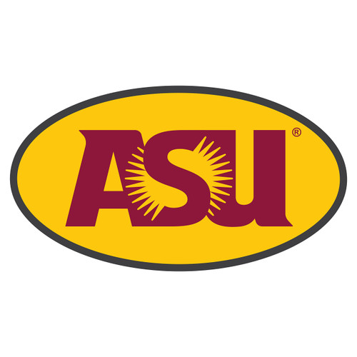 Arizona State Sun Devils Hitch Cover (DOMED ASU HITCH COVER_26608)