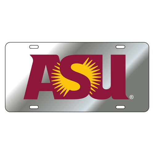 Arizona State Sun Devils Tag (SIL/REF ASU TAG (26621))