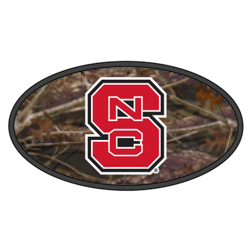 North Carolina State HitchCover (DOMED CAMOUFLAGE NCS HITCH (26119))