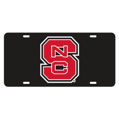 North Carolina State TAG (BLK/REF BLOCK NCS TAG (26070))