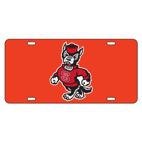 North Carolina State TAG (RED/REF NCS MASCOT TAG (26023))