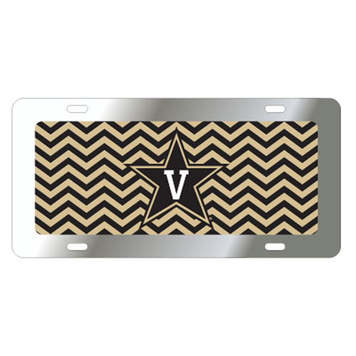Vanderbilt TAG (CHEVRON STRIPE VANDY TAG (25687))