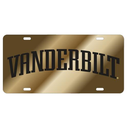 Vanderbilt TAG (LASER GLD/BLK VANDERBILT (25515))