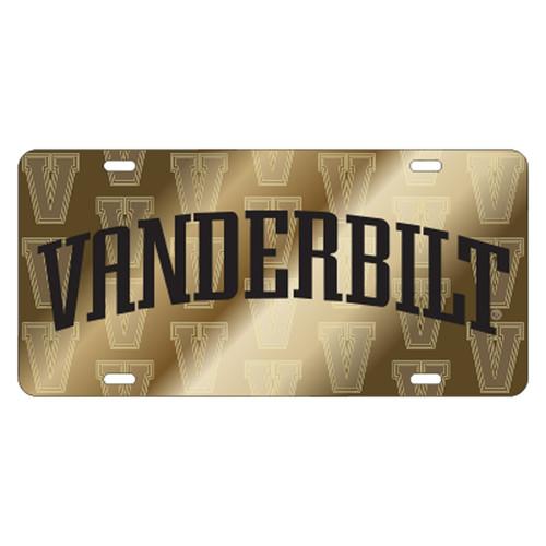 Vanderbilt TAG (SATIN VANDERBILT SYM BACK TAG (25562))