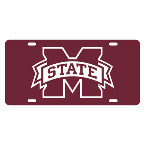Mississippi State TAG (MAR/REF MAR M STATE TAG (25003))