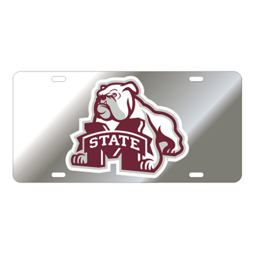 Mississippi State TAG (SIL/REF M-STATE DOG TAG (25009))