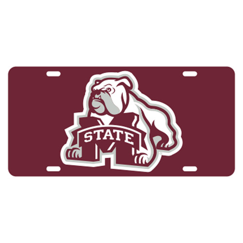 Mississippi State TAG (MAR/REF M-STATE DOG TAG (25011))