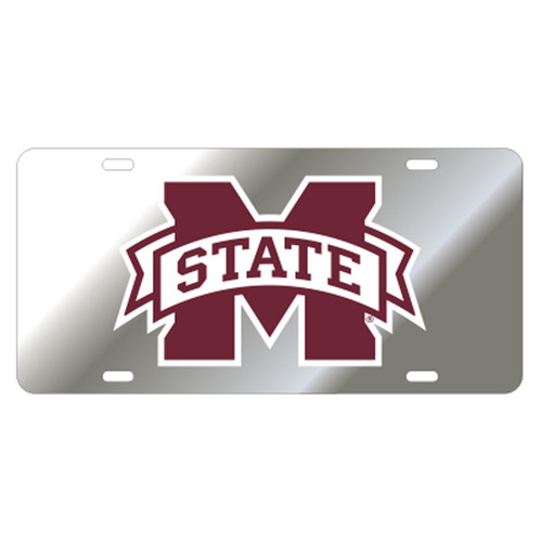 Mississippi State TAG (SIL/REF MAR M STATE TAG (25001))