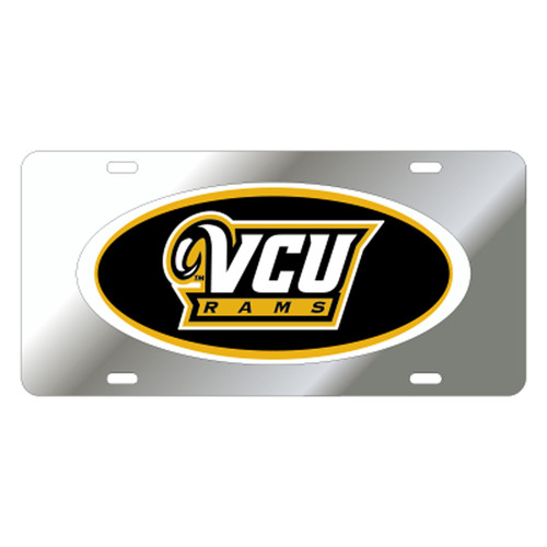 Virginia Commonwealth TAG (DOMED VCU RAMS TAG (24639))