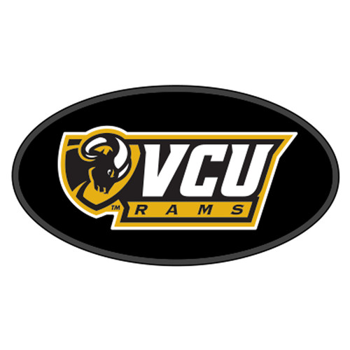 Virginia Commonwealth HitchCover (DOMED VCU HITCH COVER (24637))