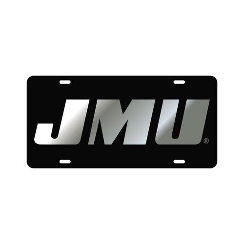 James Madison Tag (LASER BLK/SIL JMU (24516))