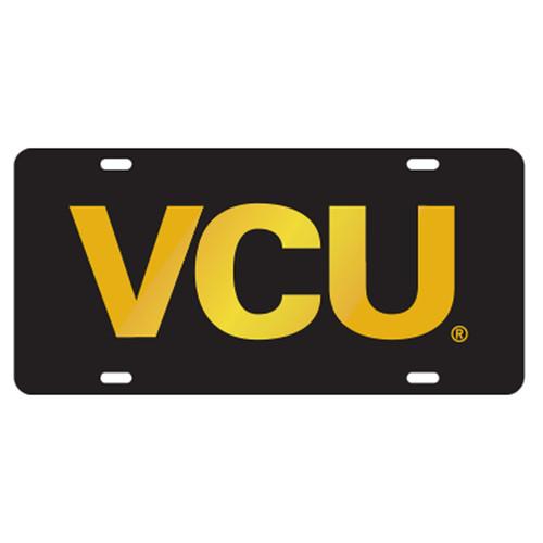 Virginia Commonwealth TAG (LASER BLK/YEL VC TAG (24613))