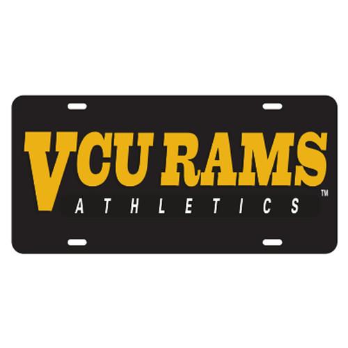 Virginia Commonwealth TAG (BLK/REF VCU RAMS TAG (24605))