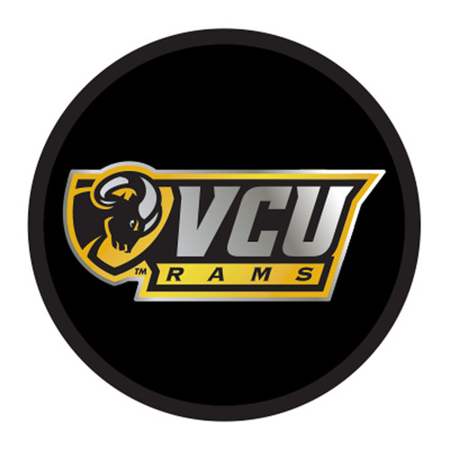 Virginia Commonwealth HitchCover (VCU RAMS ROUND HITCH (24700))