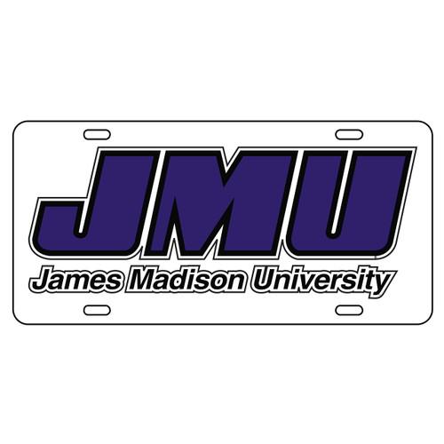 James Madison Tag (WHT/REF JMU TAG (24512))