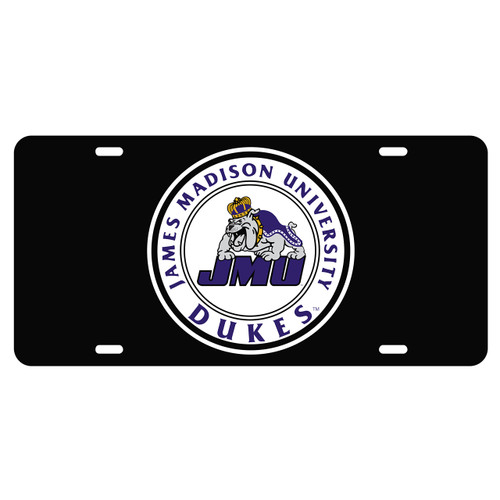 James Madison Tag (BLK/REF JMU DUKES TAG (24503))