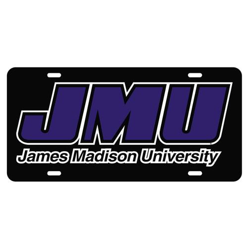 James Madison Tag (BLK/REF JMU TAG (24502))