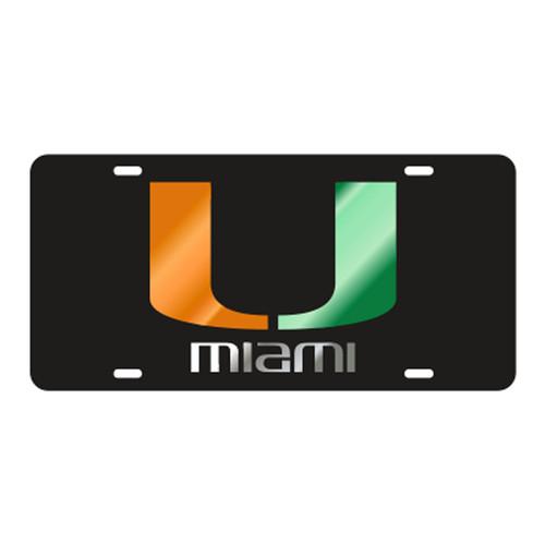 Miami TAG (LASER BLK/ORG/GRN U MIAMI (23516))