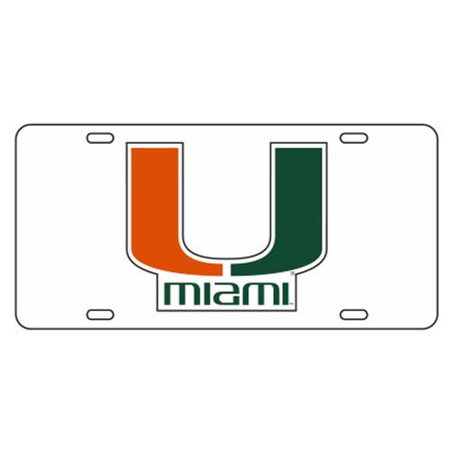Miami TAG (REF WHT/ORG/GRN U MIAMI TAG (23504))