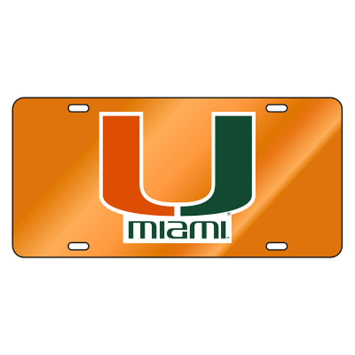 Miami TAG (REF ORG/ORG/GRN U MIAMI TAG (23512))