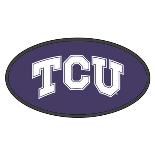 Texas Christian (TCU) HitchCover (DOMED TCU HITCH COVER (22856))