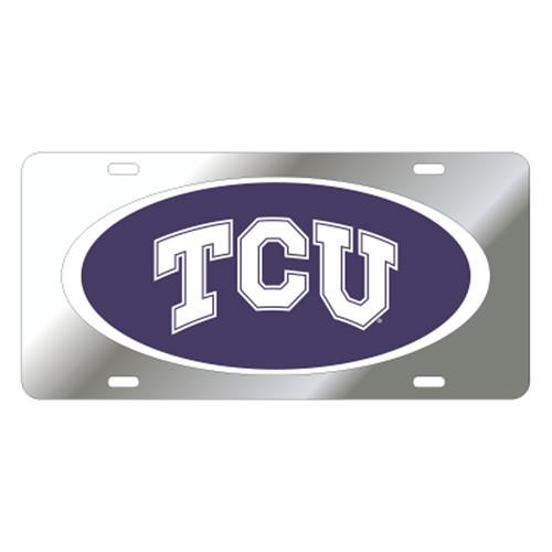 Texas Christian (TCU) TAG (DOMED TCU TAG (22858))