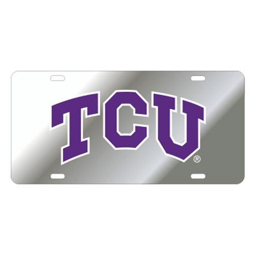 Texas Christian (TCU) TAG (SIL/REF TCU TAG (22802))