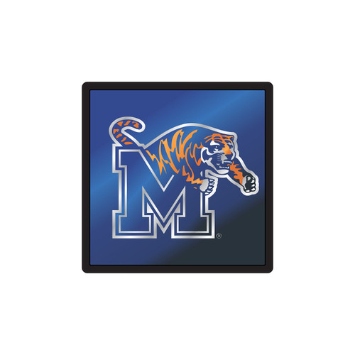Memphis Hitch Cover (MIR DOMED M TIGER SQUARE HITCH (22218))