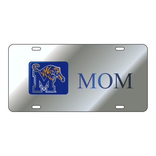 Memphis Tag (LASER SIL/BLUE M TIGER MOM (22193))