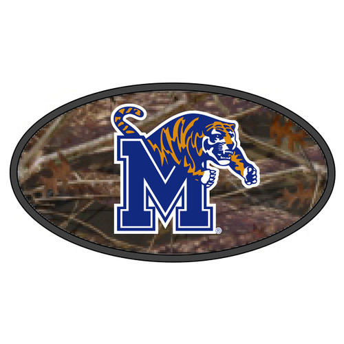 Memphis Hitch Cover (DOMED CAMOUFLAGE M-TIGER HITCH (22114))
