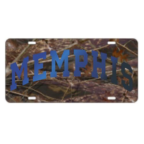 Memphis Tag (LASER CAMO MEMPHIS TAG (22113))