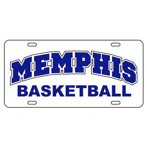 Memphis Tag (WHT/REF MEMPHIS B-BALL TAG (22025))
