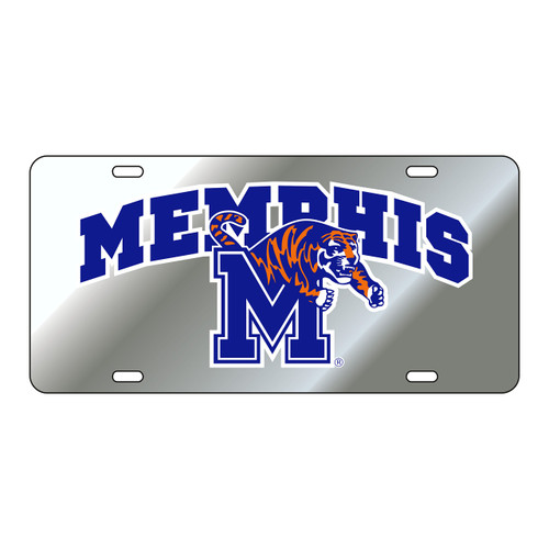 Memphis Tag (SIL/REF MEMPHIS M TIGER TAG (22019))