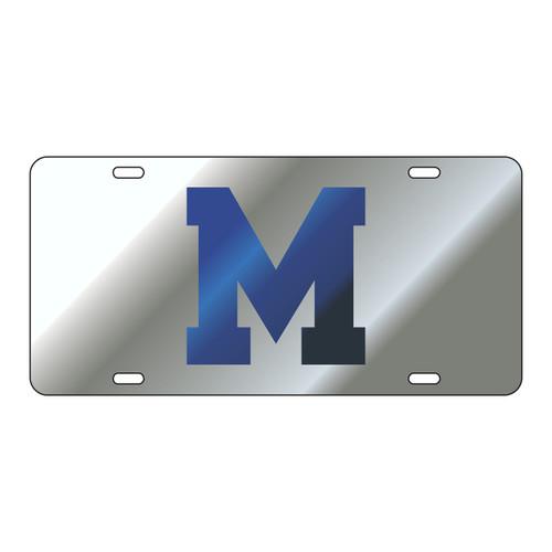 Memphis Tag (LASER SILVER/BLUE M (22041))