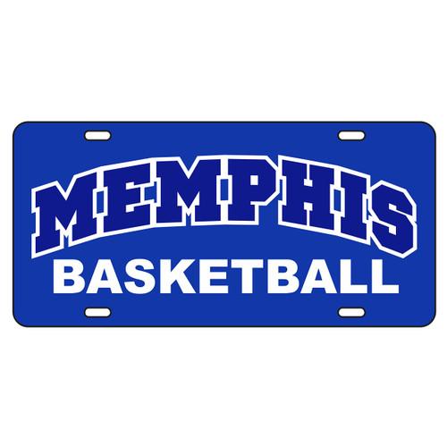 Memphis Tag (BLU/REF MEMPHIS BASKETBAL TAG (22029))