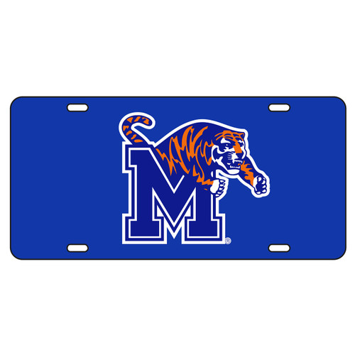Memphis Tag (BLU/REF BLUE M TIGER TAG (22005))