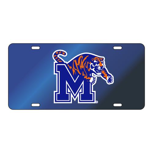 Memphis Tag (BLU MIR /REF BLUE M TIGER TAG (22007))