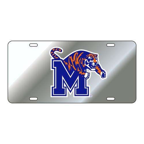 Memphis Tag (SIL/REF BLUE M TIGER TAG (22003))