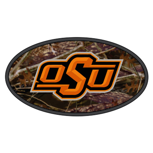 Oklahoma State HitchCover (DOMED CAMOUFLAGE OSU HITCH (21584))