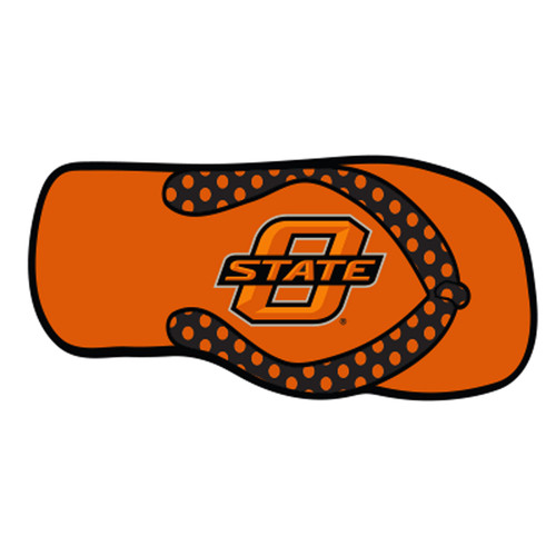 Oklahoma State HitchCover (O-STATE FLIP FLOP HITCH COVER (21600))