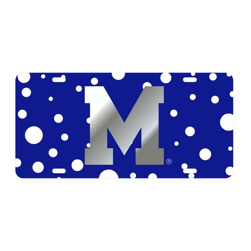 Memphis Tag (LASER POLKA DOT M TAG (20883))