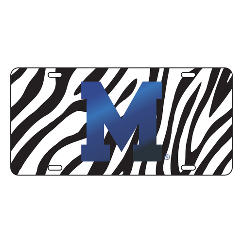 Memphis Tag (LASER ZEBRA M TAG (20884))
