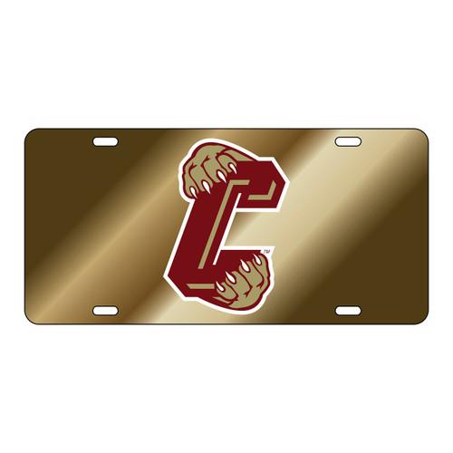 Charleston Cougars Tag (GOLD/REF C COUGAR TAG (20606))