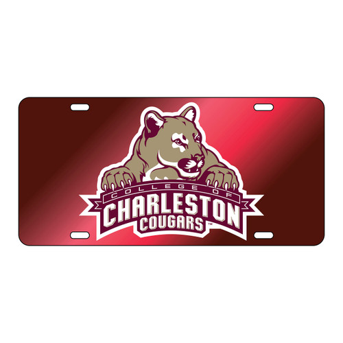 Charleston Cougars Tag (MAR/REF C COUGAR TAG (20601))