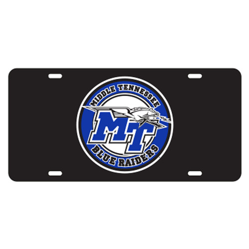 Middle Tennessee TAG (BLK/REF MTSU RAIDERS TAG (20503))