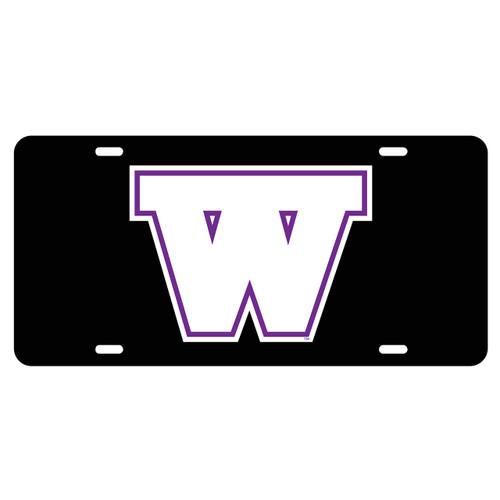 Western Carolina Tag (BLK/REF W TAG (20207))