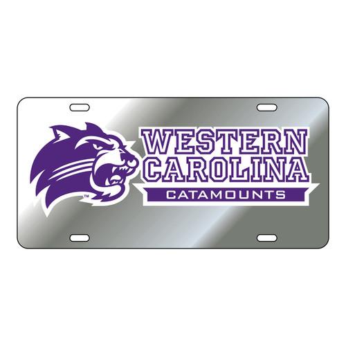 Western Carolina Tag (SIL/REF WESTERN CAR CAT TAG (20205))